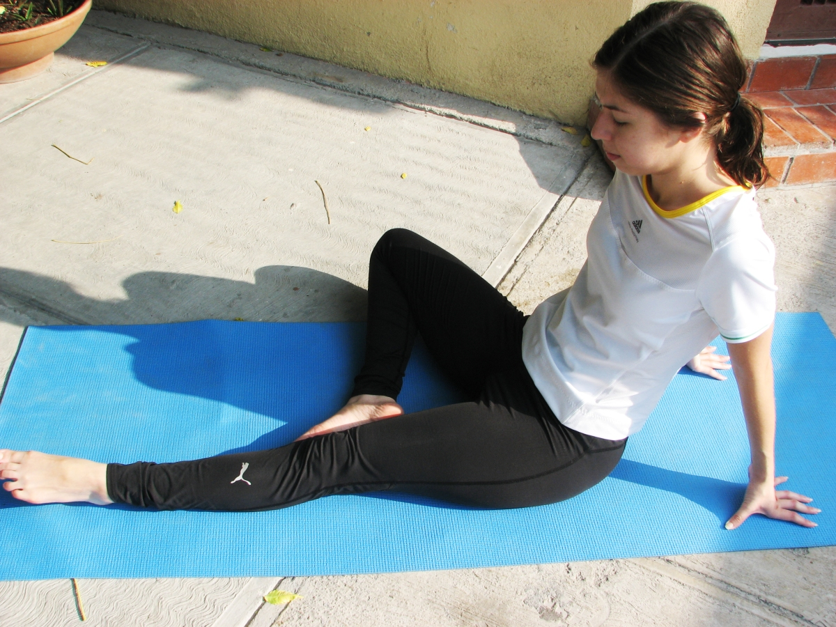Mi #ootd para hacer #pilates