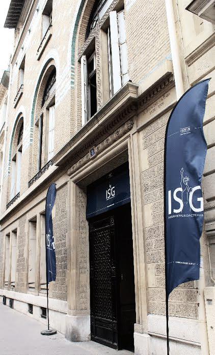 ISG Paris